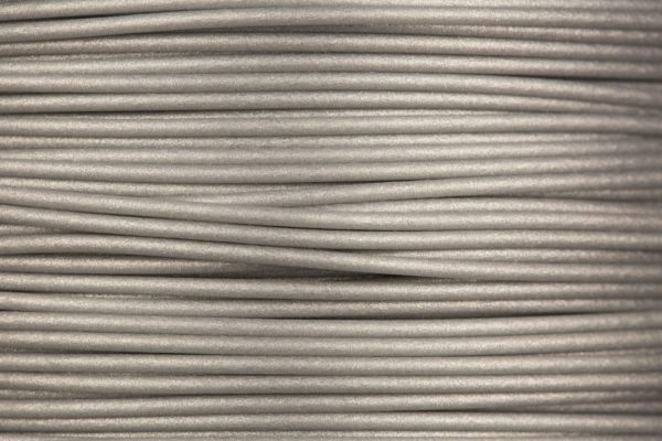 Filamento PLA Excellence Argento, per stampanti 3d
