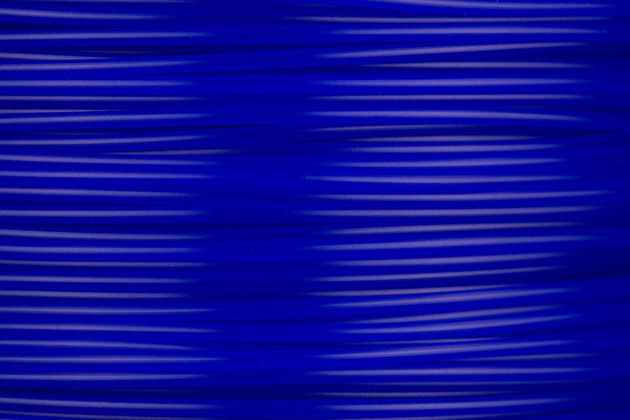 filamento pla blu excellence Ø 1 75 make a shape