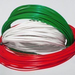foto campionatura filamento PLA