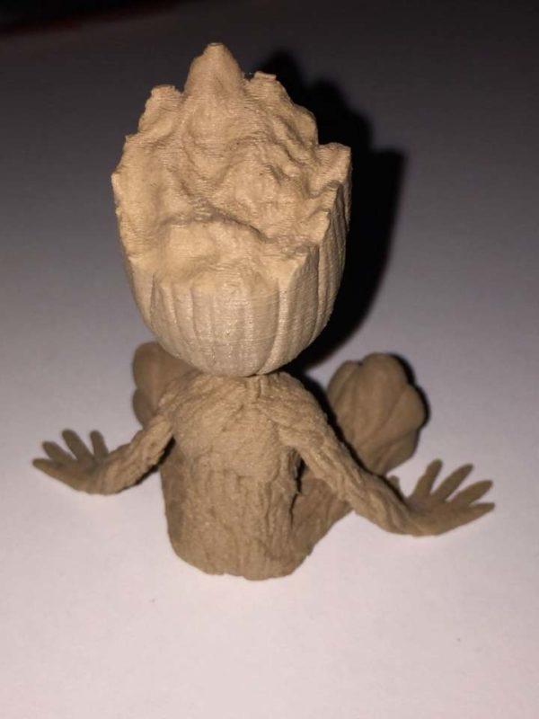 make a shape realizzazione stampa 3d albero fantasy