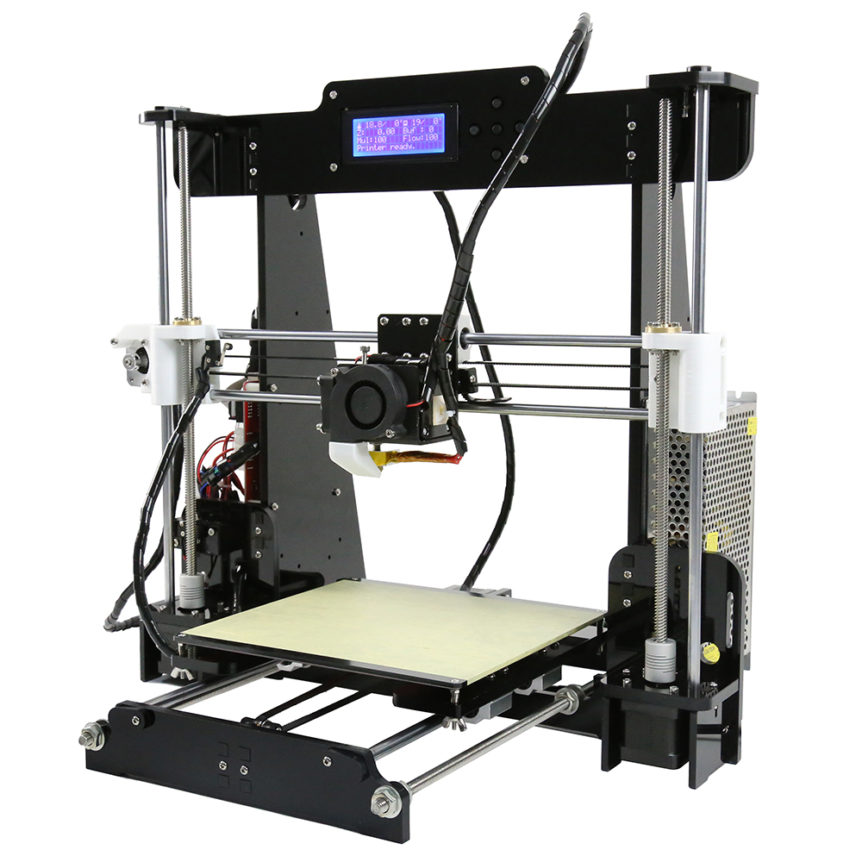stampante 3d ecnomomica Anet A8