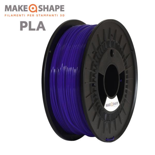 Filamento PLA Blu Elettrico Excellence Ø 1.75