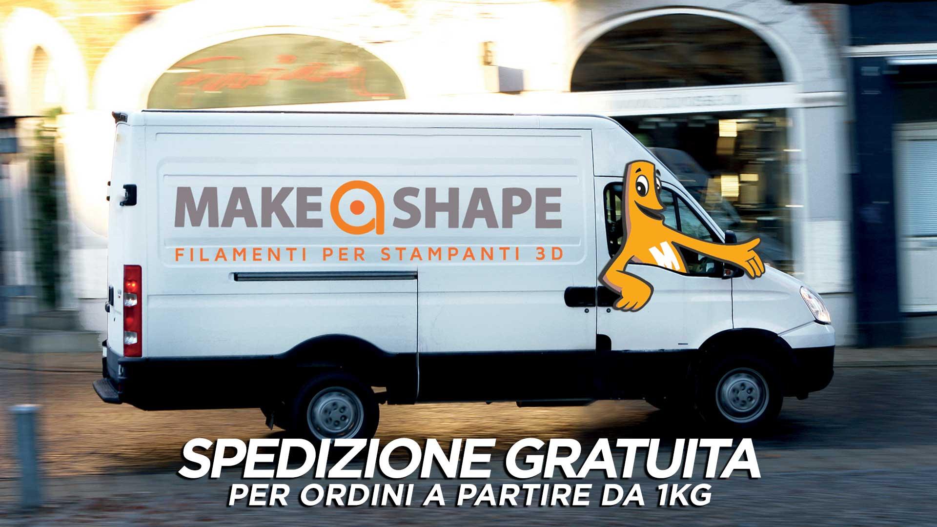 Shipping Free Make a Shape
