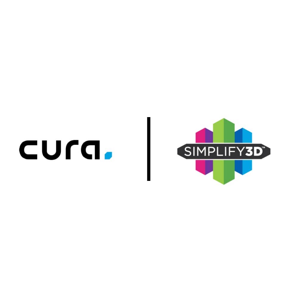Migliori slicer per la stampa 3D - Simplify VS Cura