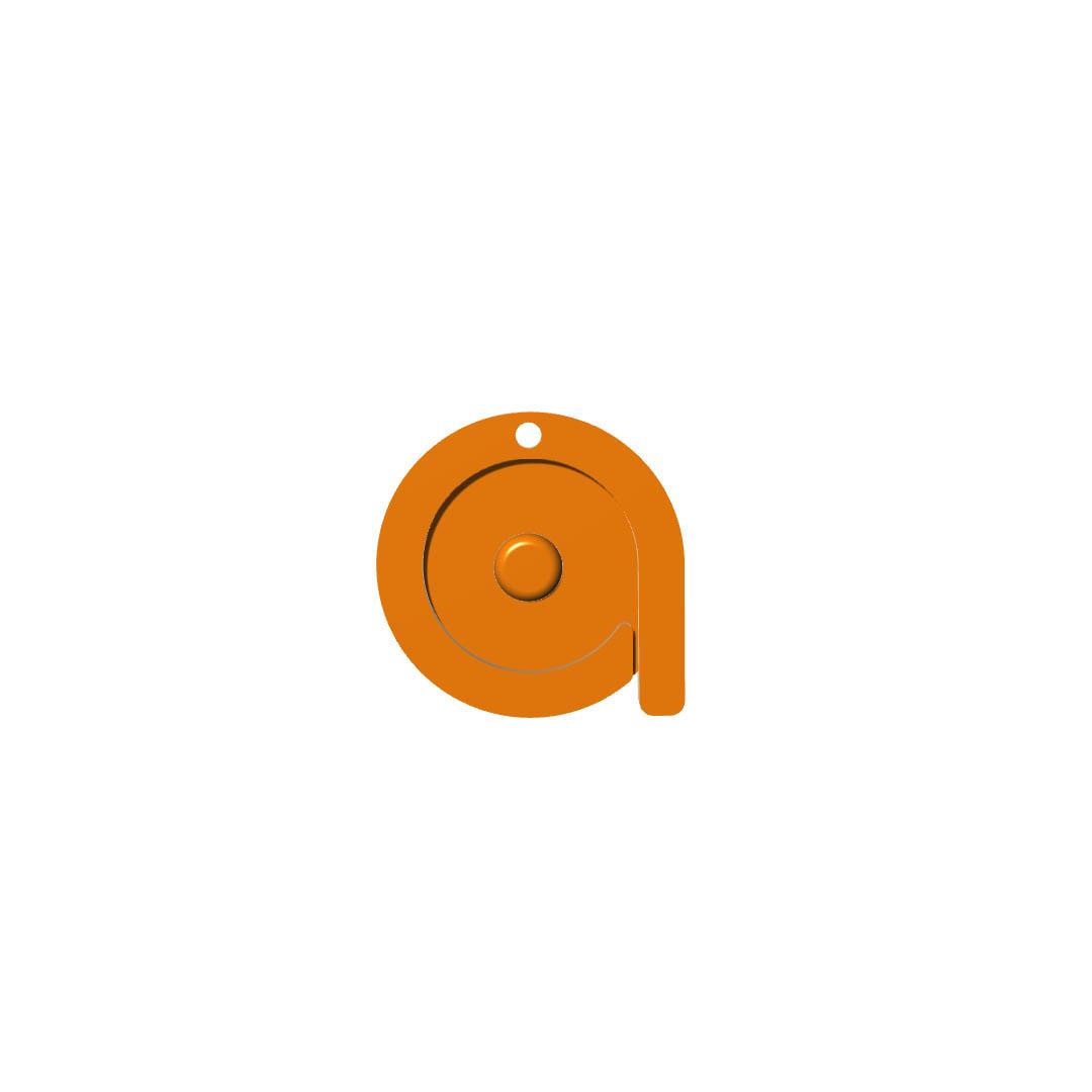 Download modelli 3d - Portachiavi